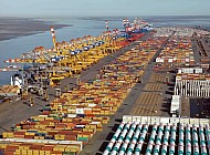 Container-Terminal